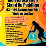 Österreichische Meisterschaften im Stand Up Paddling