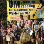 Siegerehrung Kids Race (Foto: Hoger Weimann)