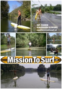 SUP Adventure Tour