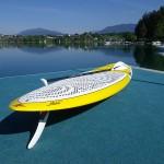 Board, Paddel und Faaker See
