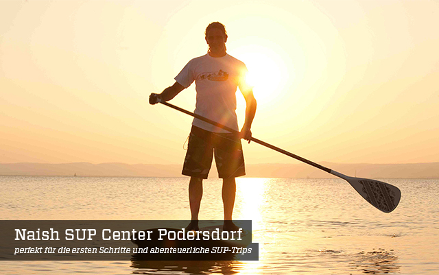 Naish SUP Center Podersdorf