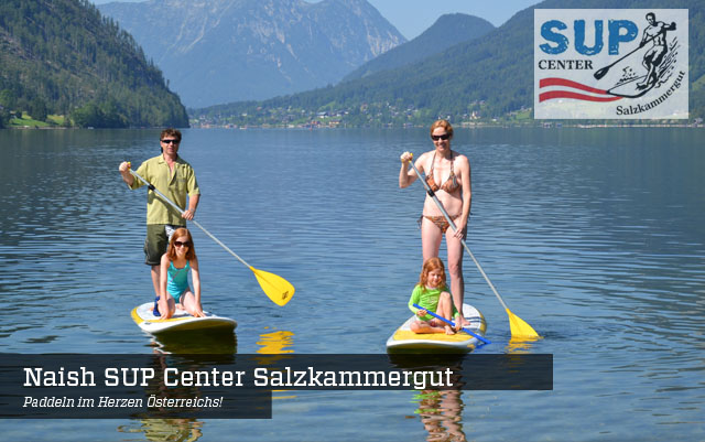 SUP center opening image_salzkammergut