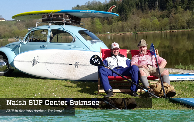 Sulmsee SUP center opening image