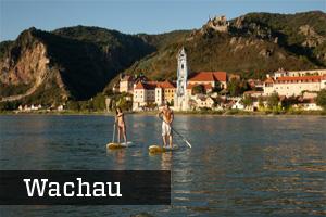 SUP Wachau