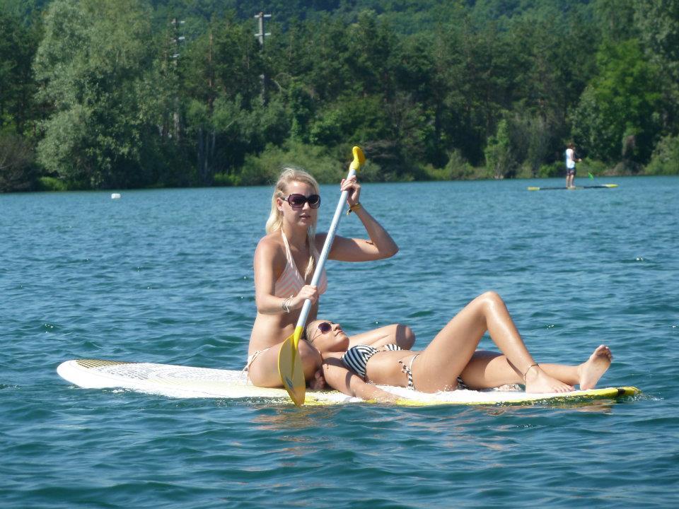 SUP Landesmeisterschaft Viehofner See